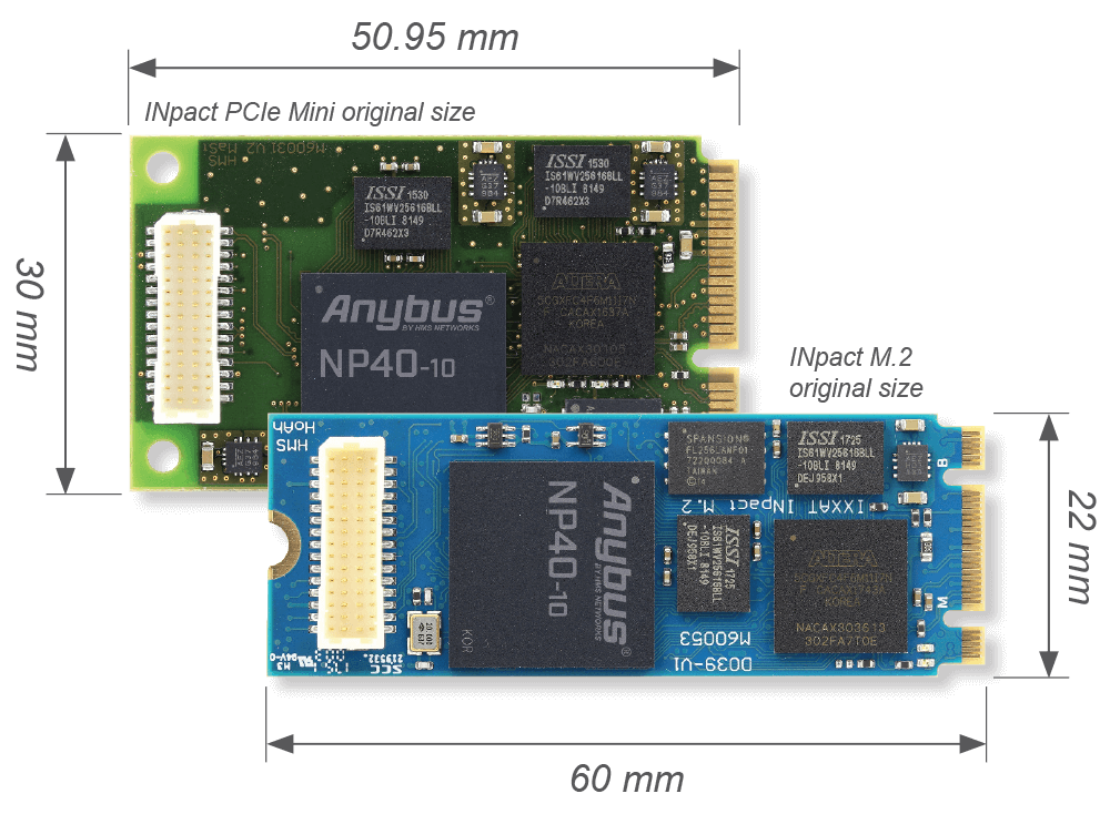 INpact PCIe Mini Format