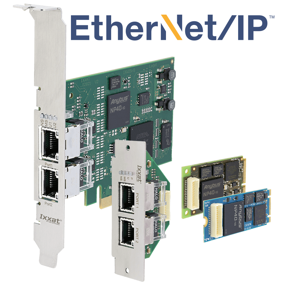 Ixxat INpact EtherNet/IP
