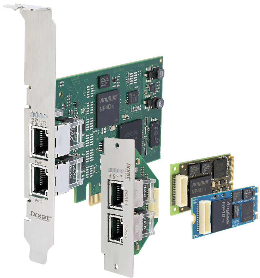 Ixxat INpact Common Ethernet