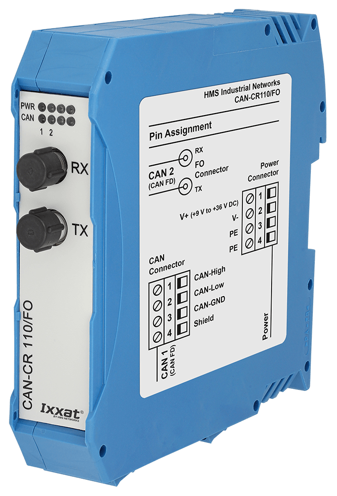 CAN-CR110-FO CAN-FD-Repeater