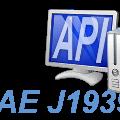 Interface d'application progr. SAE J1939
