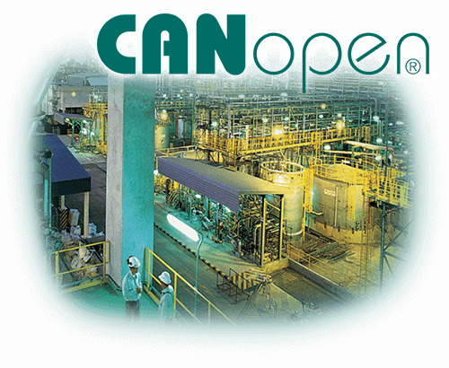 CANopen Products and Services Title