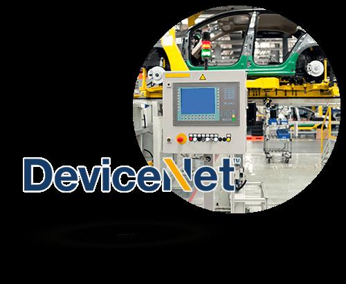 DeviceNet Produkte und Dienstleistungen