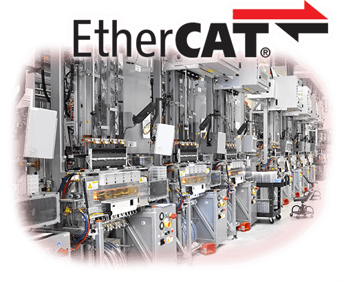 EtherCAT Products and Services