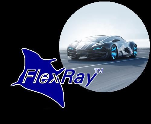Produkte und Dienstleistungen für FlexRay