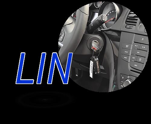 Produkte und Dienstleistungen für LIN